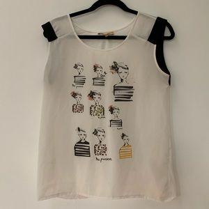 Zara Fashion T-shirt